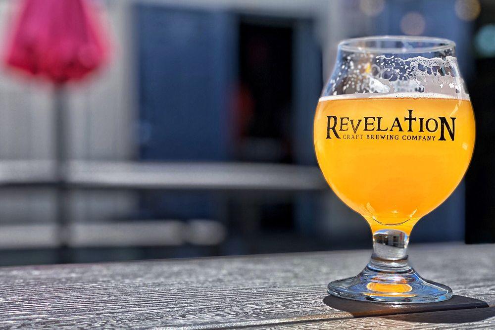 Revelation Craft Brewing Company: 19841 Central St, Rehoboth Beach, DE