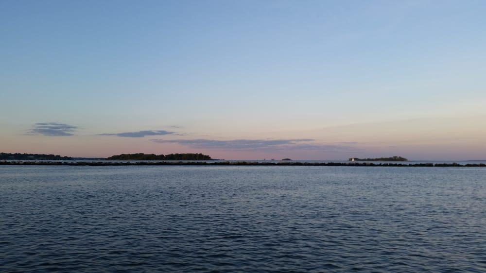 Sunset island current fishing city island yelp for City island fishing
