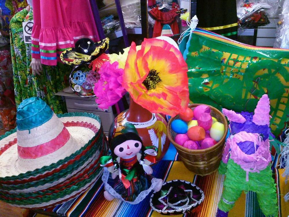 Articulos decorativos para fiestas mexicanas we carry Articulos de decoracion