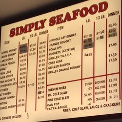 Photo Of Simply Seafood Merrillville In United States