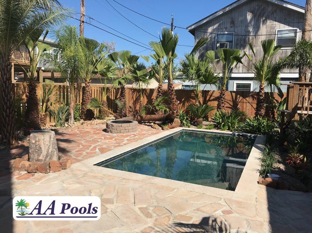 AA Pools: 2207 Hwy 35 N, Rockport, TX