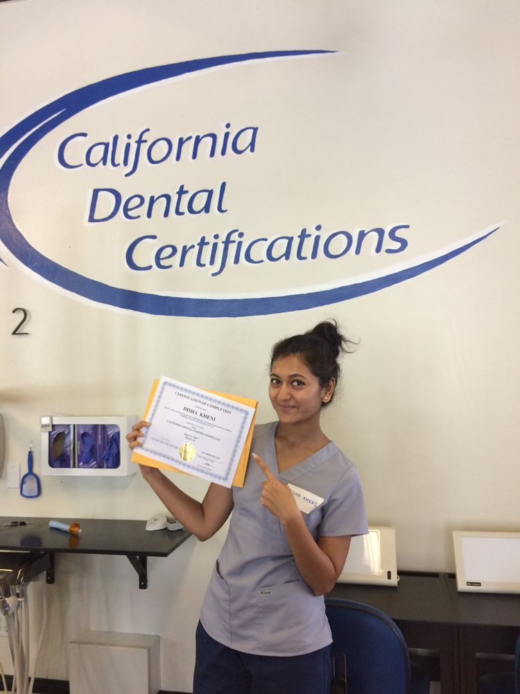 Photos For California Dental Certifications Yelp