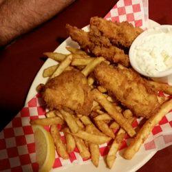 Photo Of Cliffhanger Sports Bar Restaurant Lynnwood Wa United States Fish