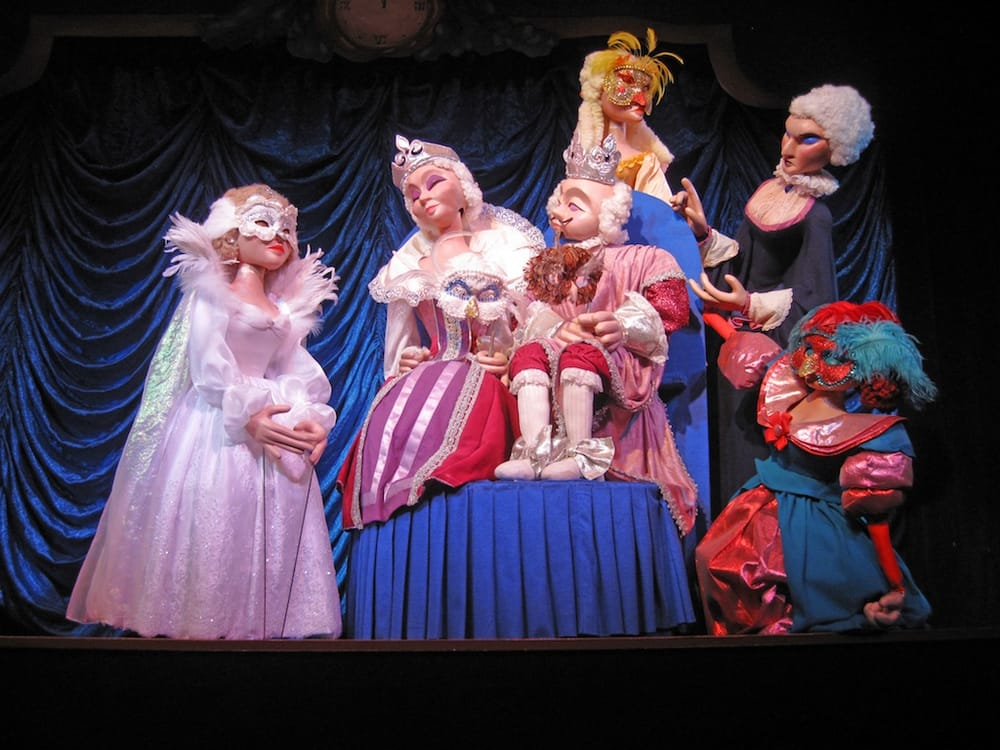 The Puppet Co: 7300 MacArthur Blvd, Glen Echo, MD