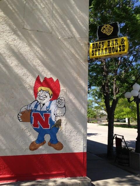 Bags' Bar & Steakhouse: 940 Front St, Potter, NE