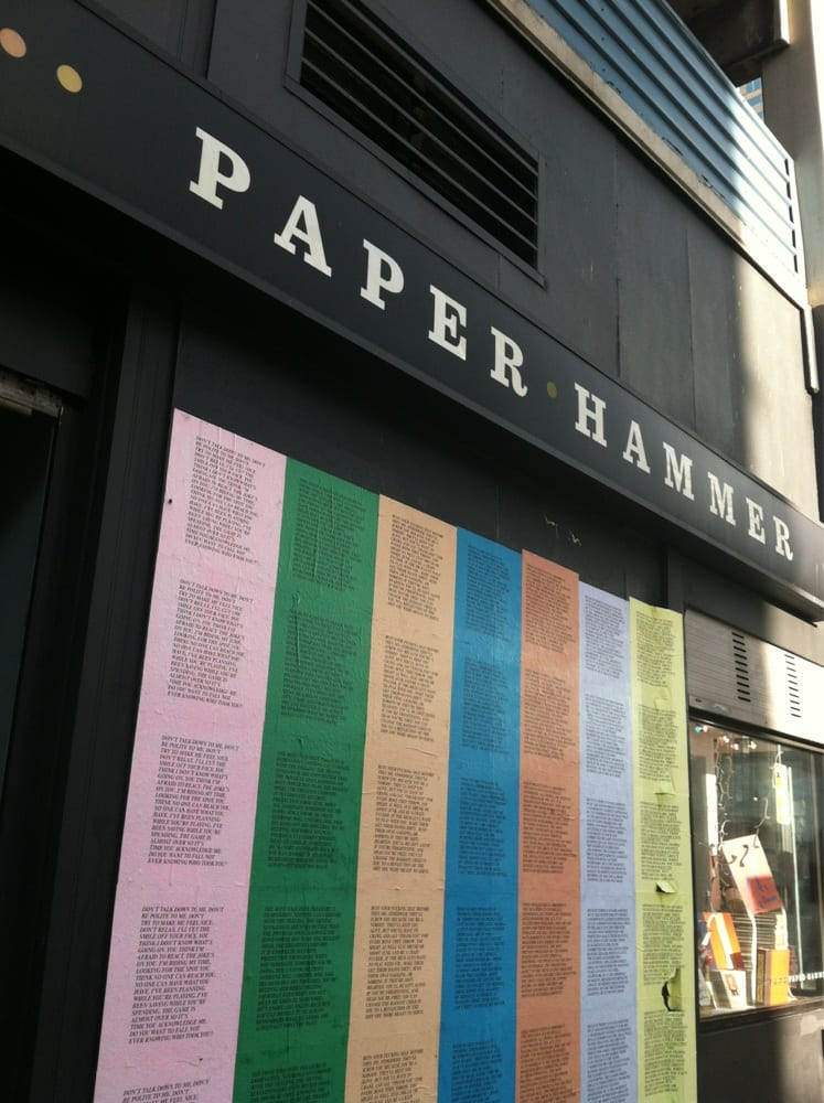 paper store seattle Paper source is the premier seller of envelopes and handmade paper products from around the world we have amazing collections of japanese paper, lokta and indian printed papers, and are continuing to add more and more papers with high recycled content.