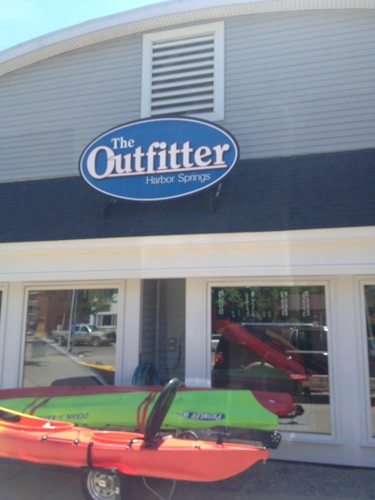 Outfitter: 153 E Main St, Harbor Springs, MI