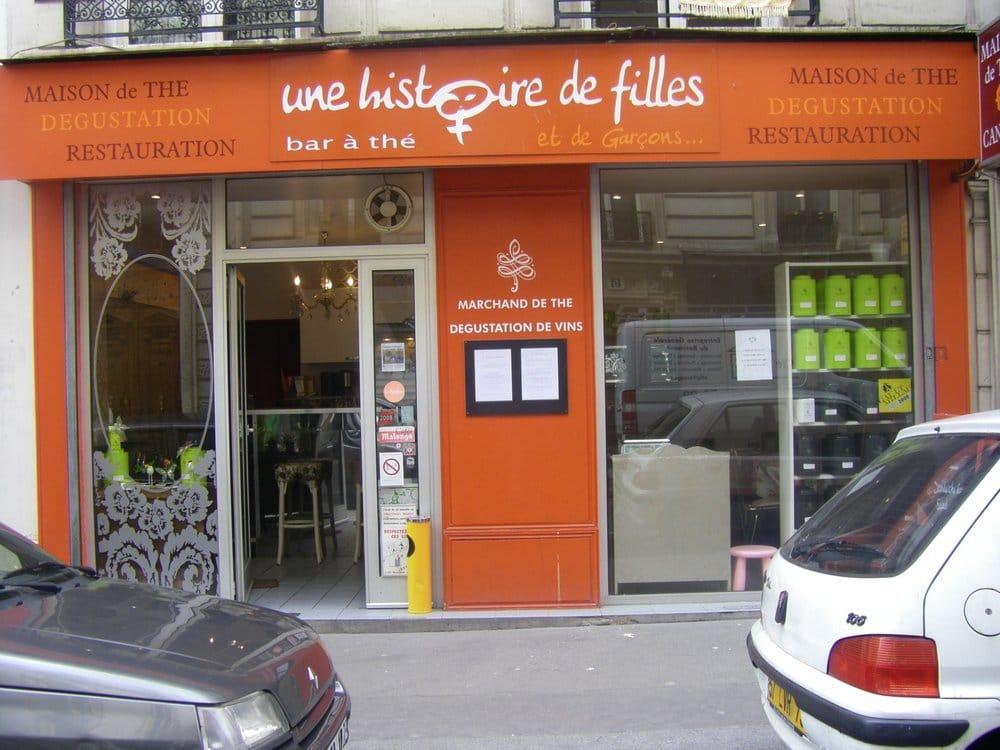 Une histoire de fille et de gar ons lukket te for Rue des garcons