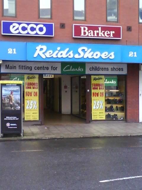 Reid S Shoes Lisburn