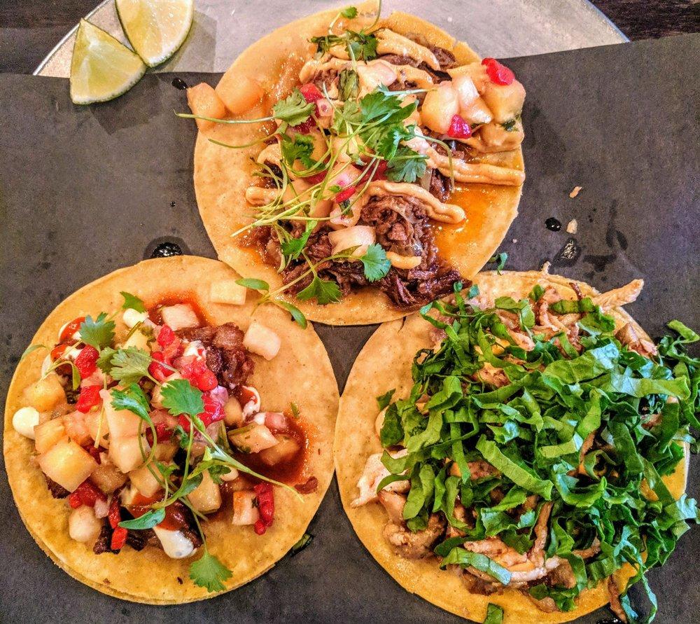 Mezcal Tacos & Tequila