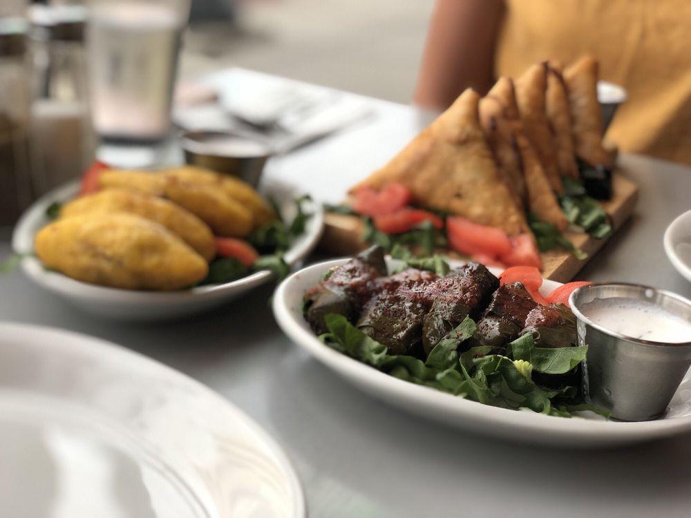 Ishtar Mediterranean Cuisine: 68 Broadway N, Fargo, ND