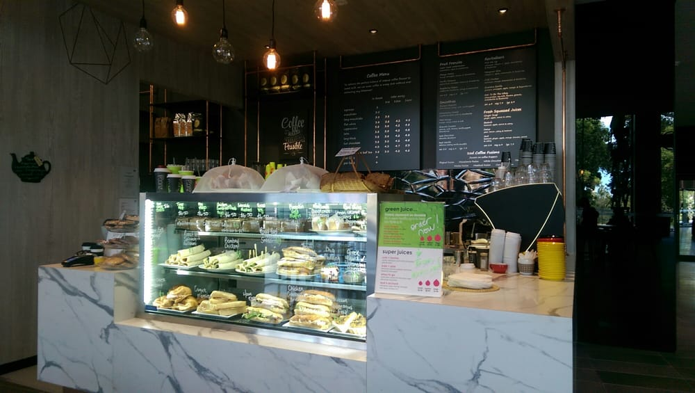 Zucca espresso 32 st georges terrace perth city for 55a swanview terrace south perth