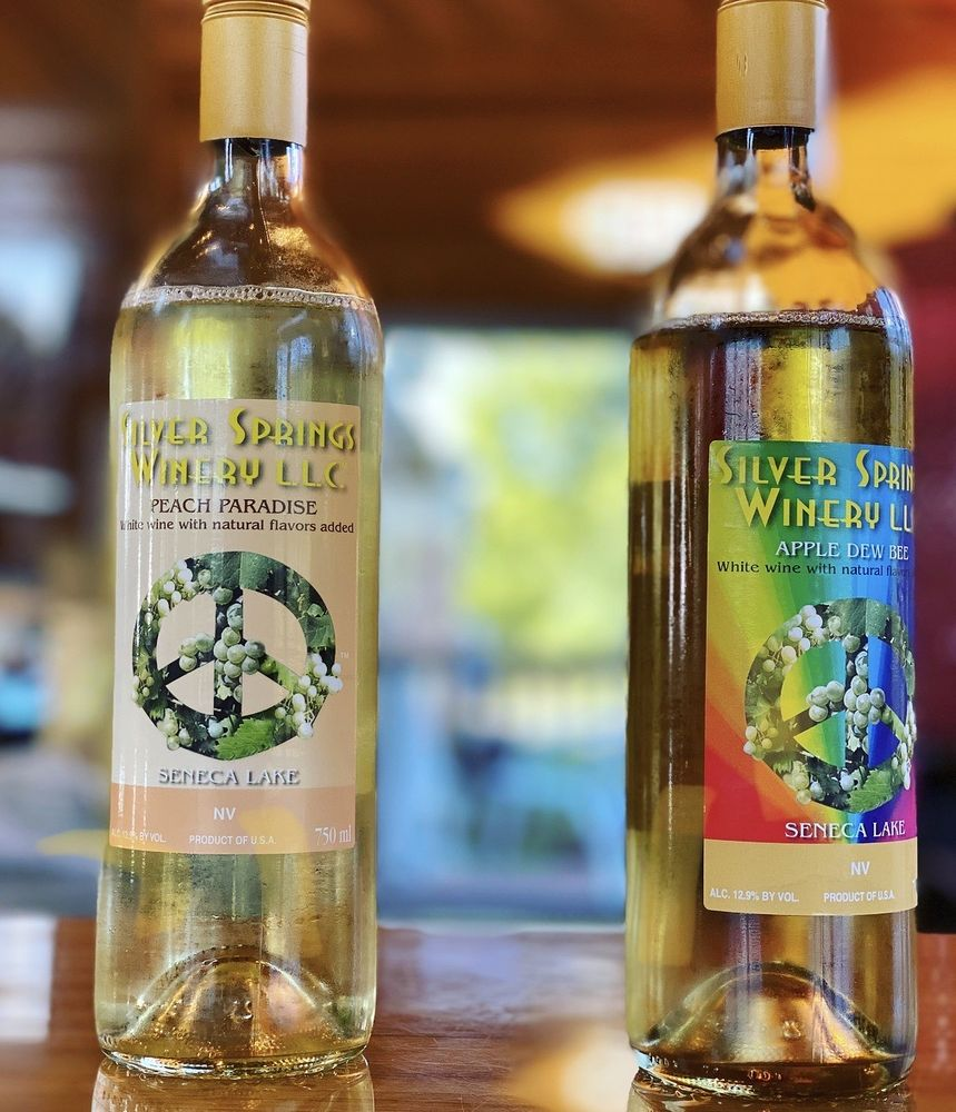 Silver Springs Winery: 4408 Rte 414, Burdett, NY
