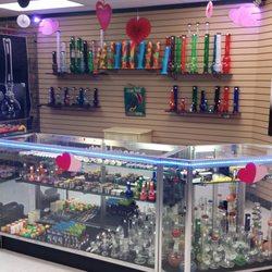 Adult pleasure store