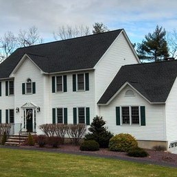 Exceptional Photo Of A1 Siding U0026 Roofing   Manchester, NH, United States. Roof  Replacement