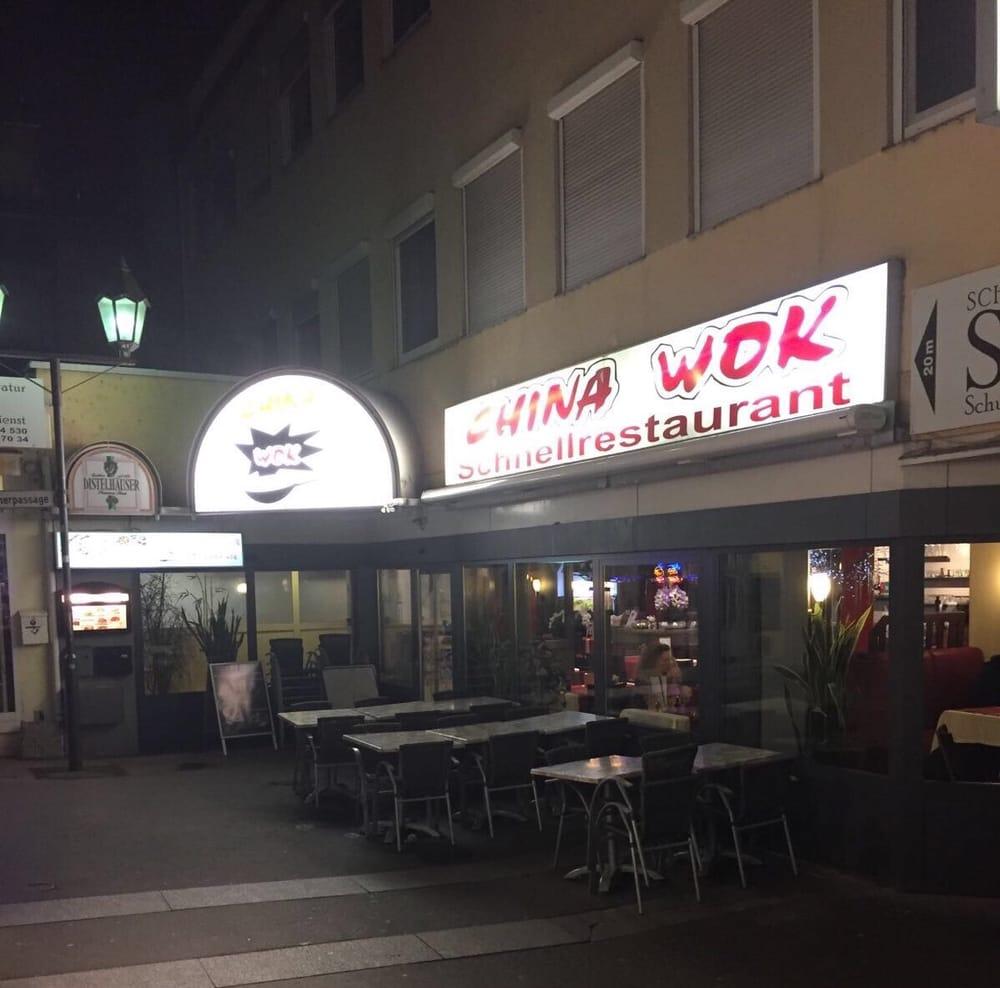 China Wok Restaurant: China Wok Schnellrestaurant