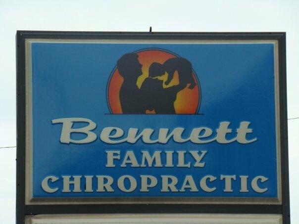 Bennett Family Chiropractic Center: 705 S Main St, Hartford, KY