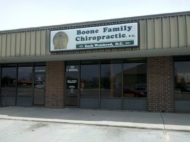 Boone Family Chiropractic: 1320 S Marshal St, Boone, IA