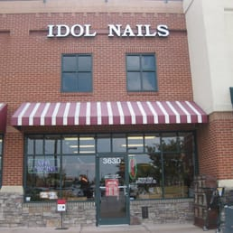 Idol nails 10 reviews nail salons 3630 rogers rd for A q nail salon wake forest nc