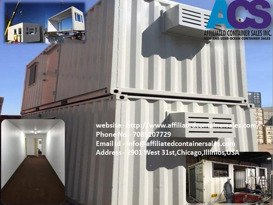 Affiliated Container Sales Self Storage 2901 W 31st Little