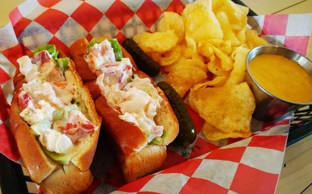 Rock Lobstah: 315 Gay St, Cambridge, MD