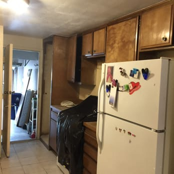 Photo Of La Kitchen Cabinets Van Nuys Ca United States Before Remodel