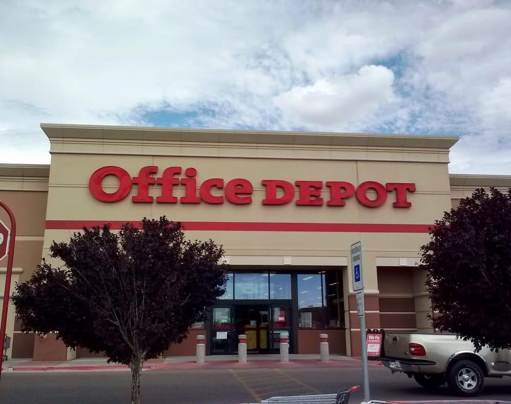 office depot closed shopping 1838 joe battle blvd el paso tx