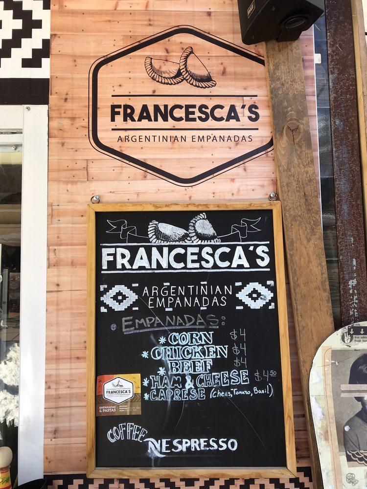 Francesca's Empanadas: 105 Daly Ln, Snowmass Village, CO