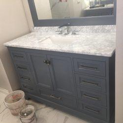 Photo Of Custom Tile Work Co Vista Ca United States New