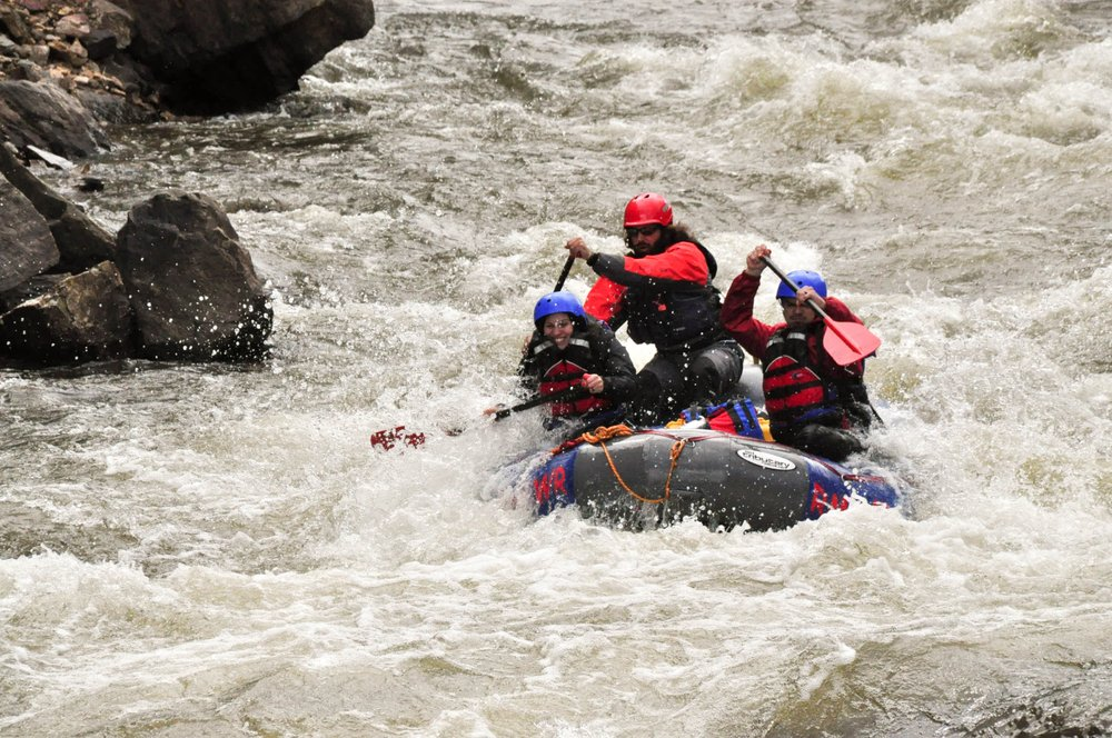 Rocky Mountain Whitewater Rafting: 1313 Idaho St, Idaho Springs, CO