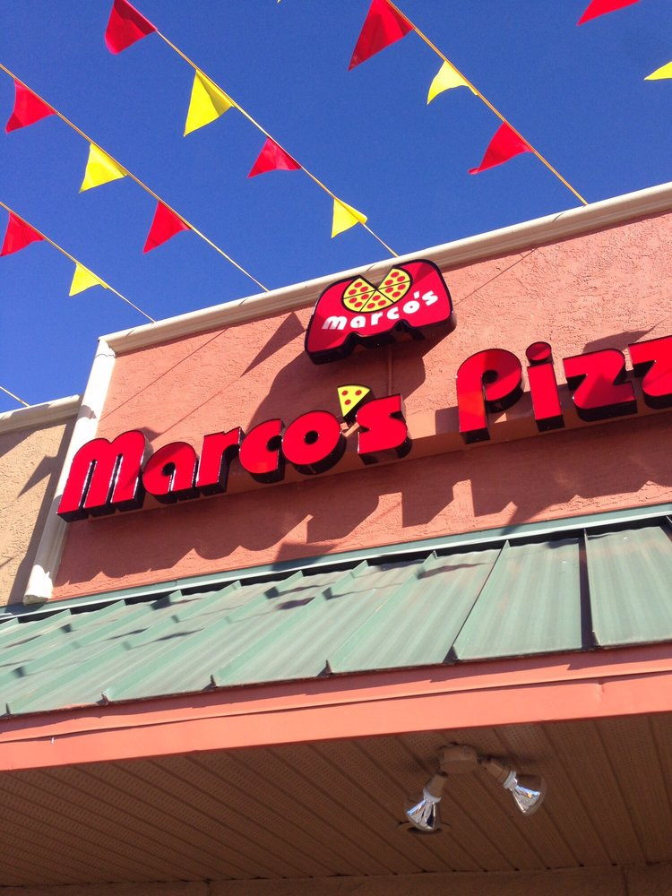 Marco's Pizza: 5150 Commercial Way, Spring Hill, FL