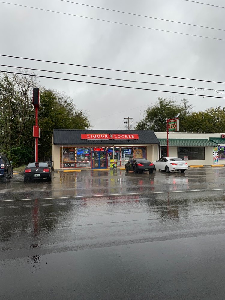 Liquor Locker: 1604 Huntsville Hwy, Fayetteville, TN