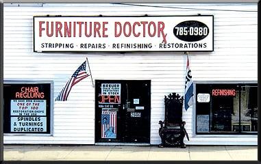Furniture Doctor: 2606 Sunrise Hwy, Bellmore, NY
