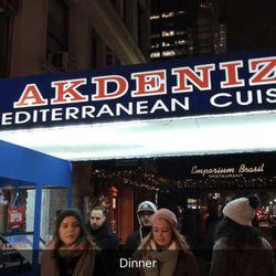 Akdeniz mediterranean restaurant 165 mga larawan at 340 for Akdeniz turkish cuisine nyc