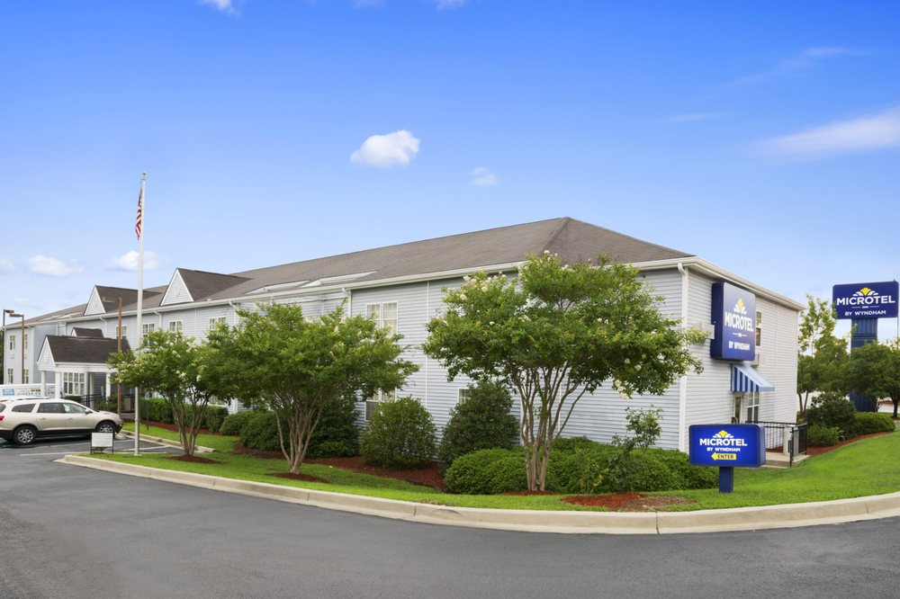 Microtel Inn & Suites by Wyndham Columbia Two Notch Rd Area: 1520 Barbara Drive, Columbia, SC