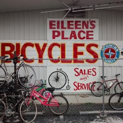 Eileen's Place - CLOSED - Bikes - 9635 State Road 52, Hudson