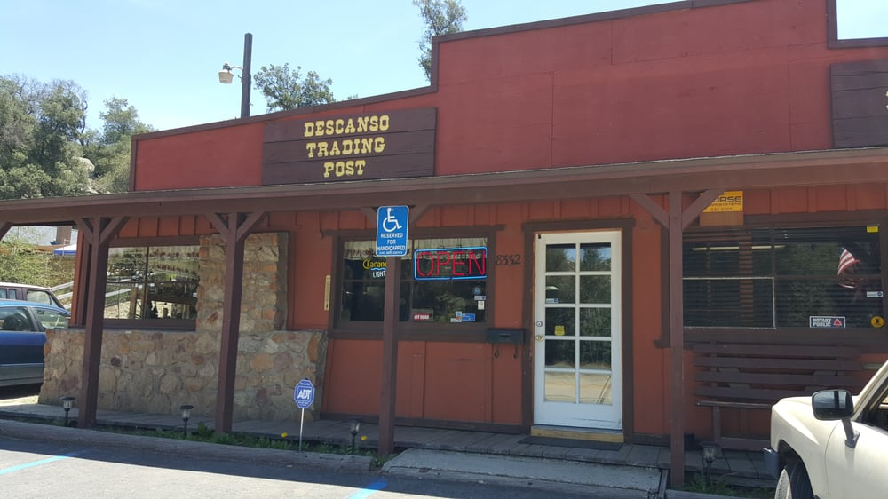 Descanso Trading Post: 8332 Hwy 79, Descanso, CA