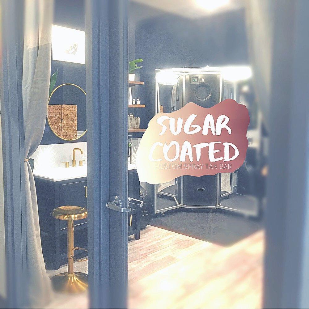 Sugar Coated Custom Spray Tan Bar: 628 Cleveland St, Clearwater, FL