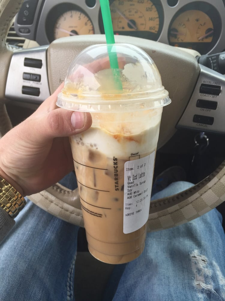 How to order an extra shot of espresso at starbucks