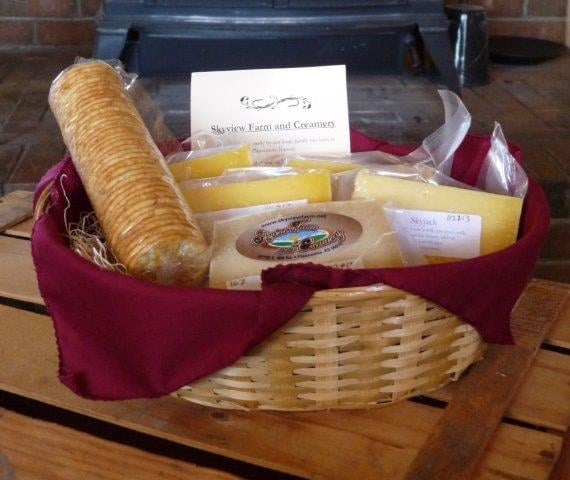 Skyview Farm And Creamery: 22722 E 800th Rd, Pleasanton, KS