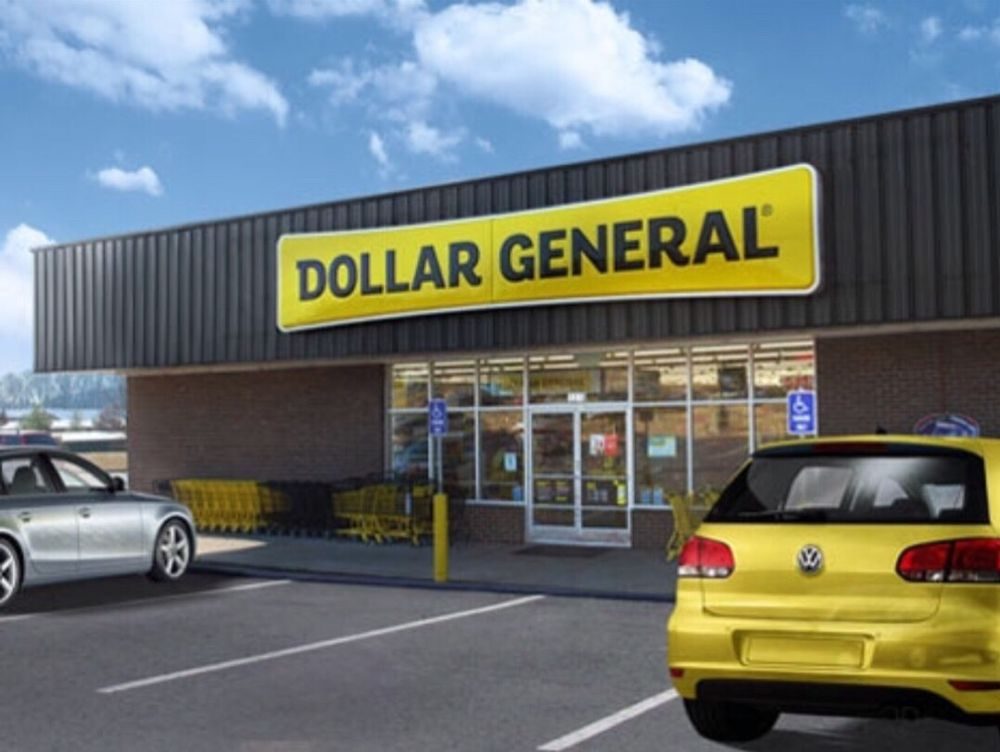 Dollar General Store: 401 North 2nd St, Odessa, MO