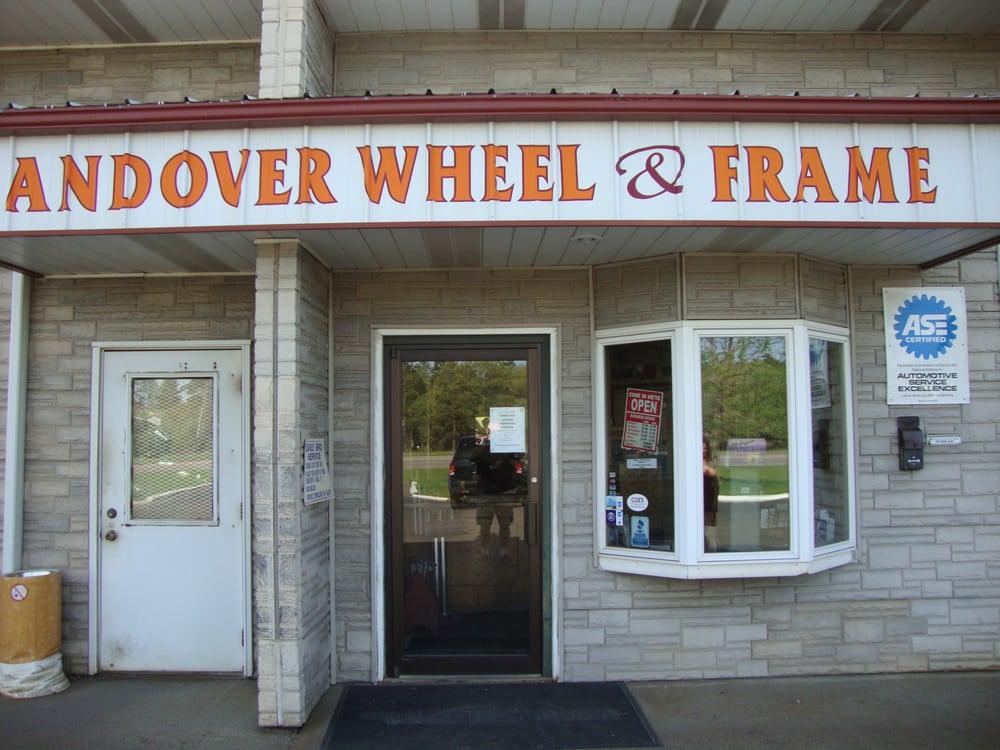 Andover Wheel And Frame - Tires - 13476 Hanson Blvd NW, Andover, MN ...