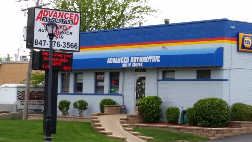 Advanced Auto and Truck Repair: 300 W Colfax St, Palatine, IL