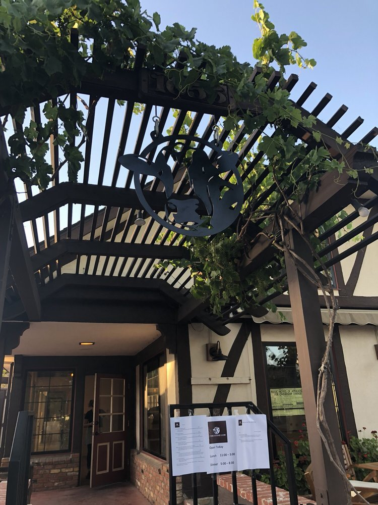 The Stone Cow: 1655 Mission Dr, Solvang, CA