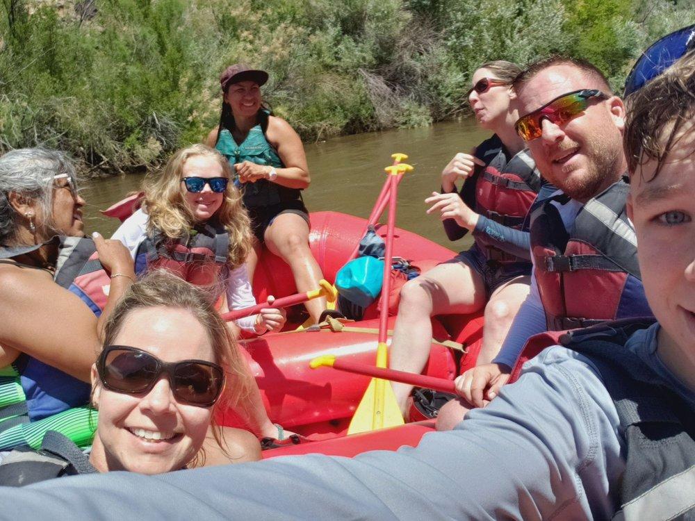 Santa Fe Rafting Co & Outfitters: Santa Fe, NM