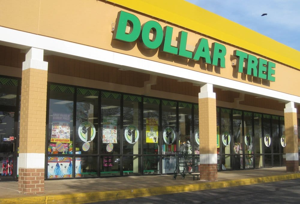 Dollar Tree: 22330 S Sterling Blvd, Sterling, VA