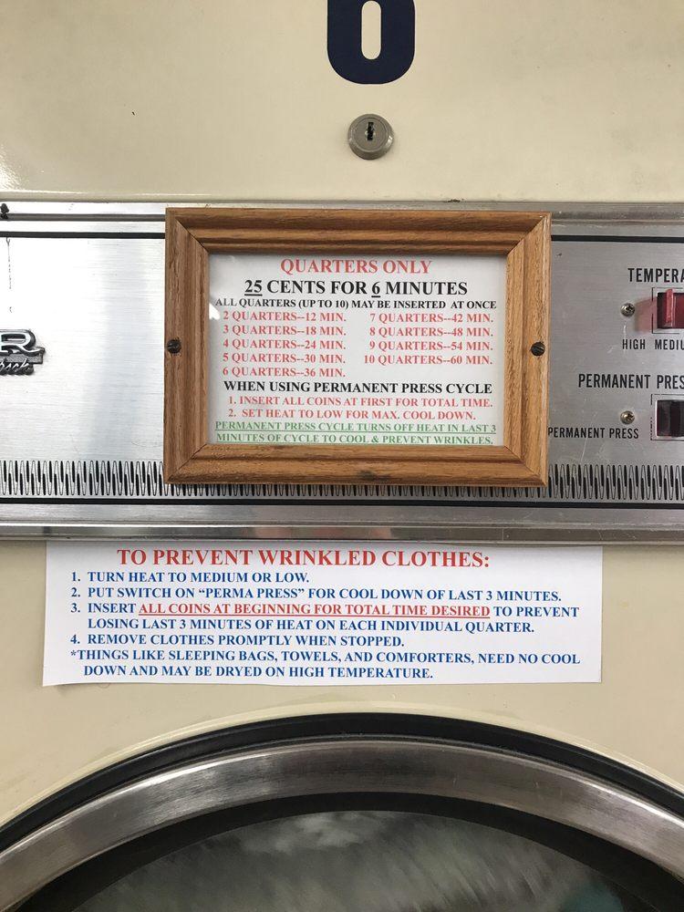 Buhler's Laundry: 347 E State St, American Fork, UT