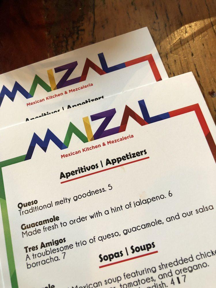 Maizal Mexican Kitchen - 10 Reviews - Mexican - 4840 N