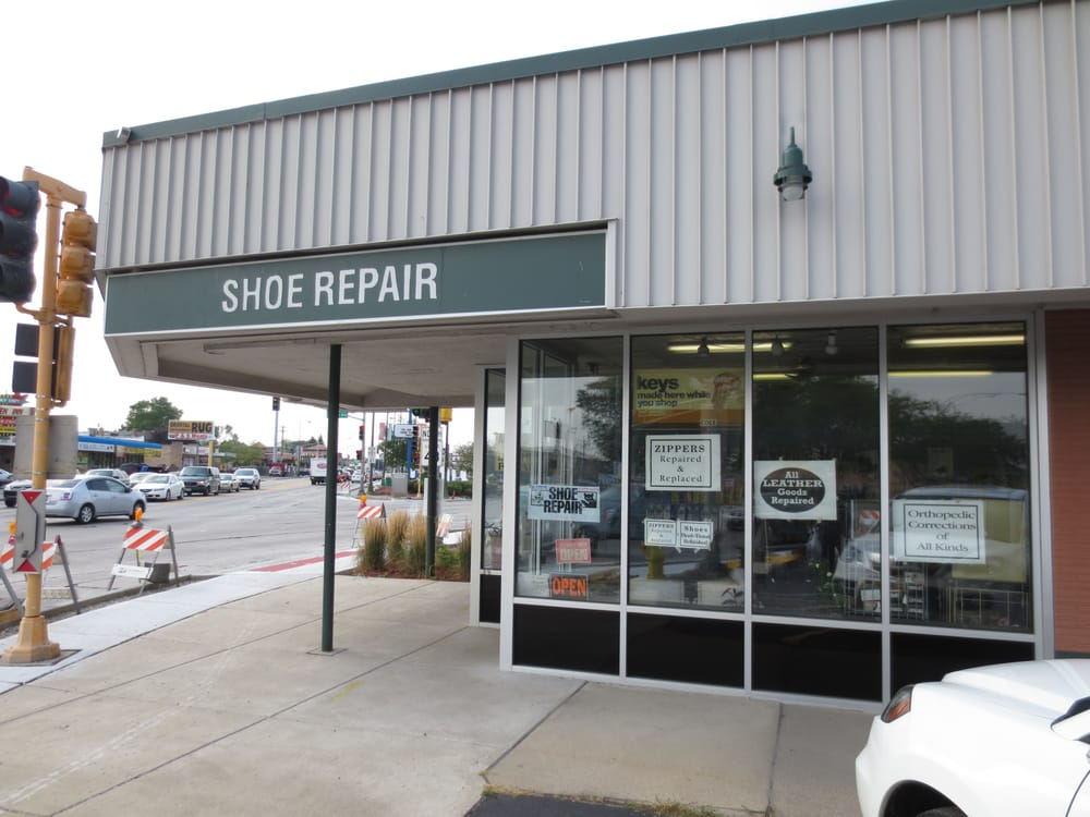 Niles Shoe Service Shoe Repair 7523 N Milwaukee Ave Niles Il