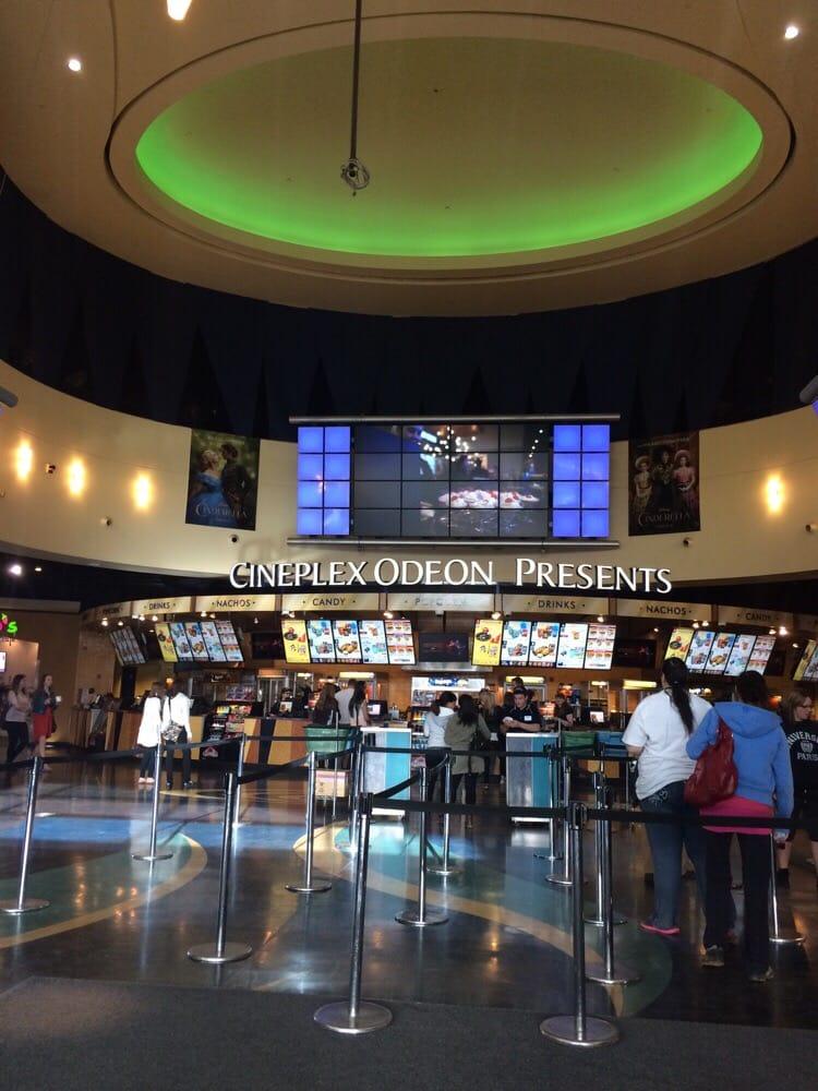 Edmonton: Photos For Cineplex Odeon North Edmonton Cinemas